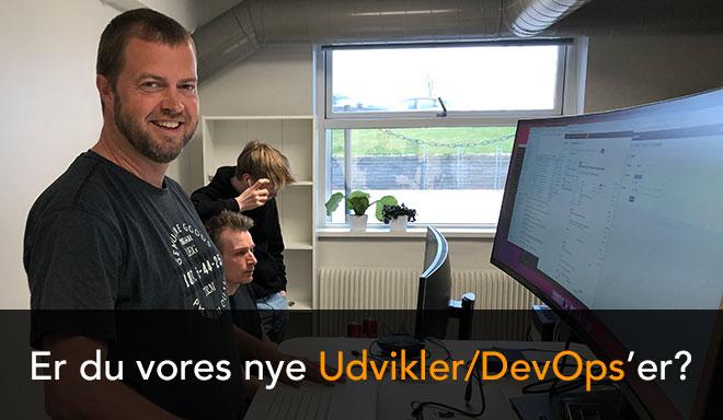 DevOps / udvikler job hos TIMESAFE