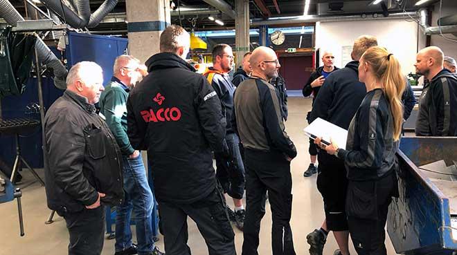 Ishøj Kommune skabelon for service af tekniske anlæg