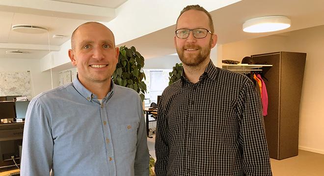 Lars Thygesen og Steen Olsen deler ud af erfaringerne