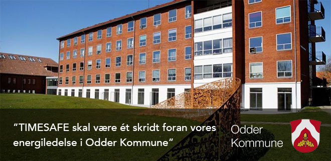 Odder Kommune - energiledelse med TIMESAFE og KMD EnergyKey
