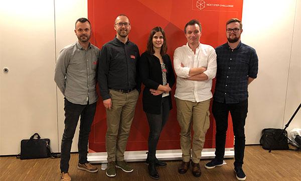 TIMESAFE optaget i Scale-Up Denmark's vækstprogram