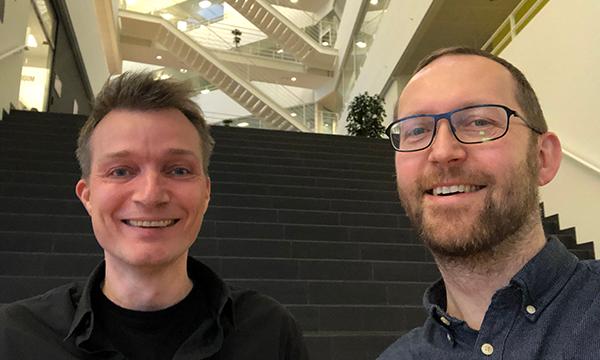 Steen og Jesper, Scale-Up Denmark