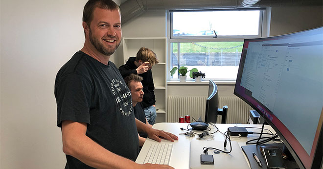 Thomas Munk - ny DevOps og Systemudvikler hos TIMESAFE