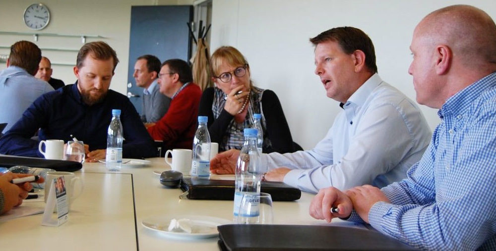 Vi samler vores kunder til fælles ERFA møde på Hindsgavl Slot