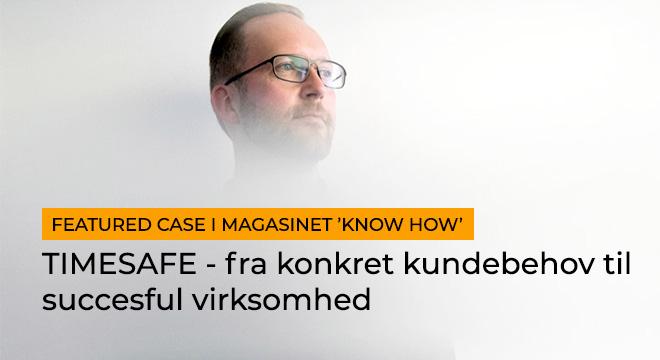 TIMESAFE featured case som succesfult offentlig-privat-samarbejde
